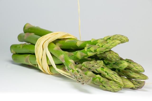 芦笋促进肠胃健康