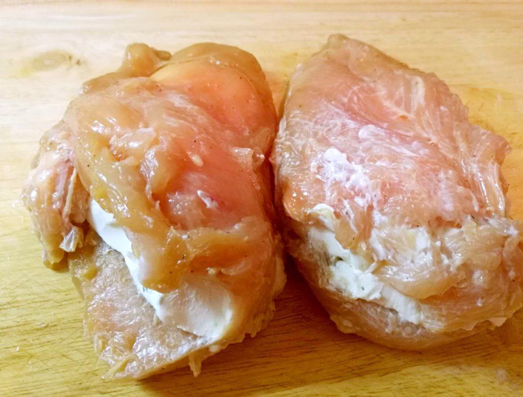 培根鸡肉卷的做法详解