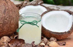椰子油减肥