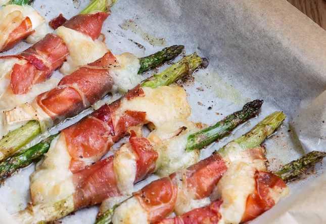 低碳水蔬菜芦笋怎么吃