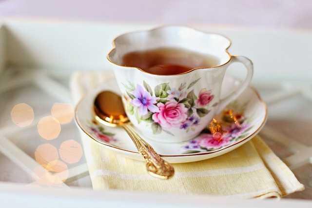 喝茶有助于减肥