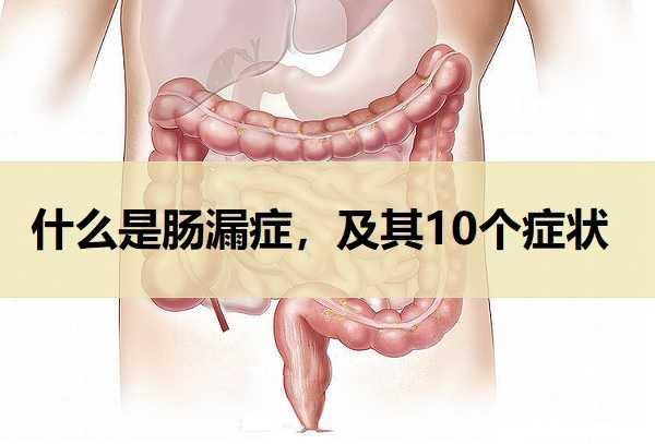 什么是肠漏症,及其10个症状