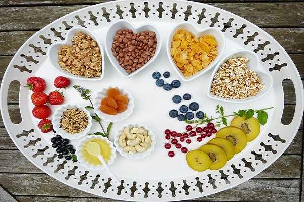 生酮饮食/低碳水饮食食材清单