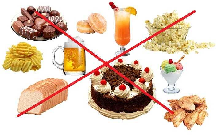 低碳饮食不能吃什么