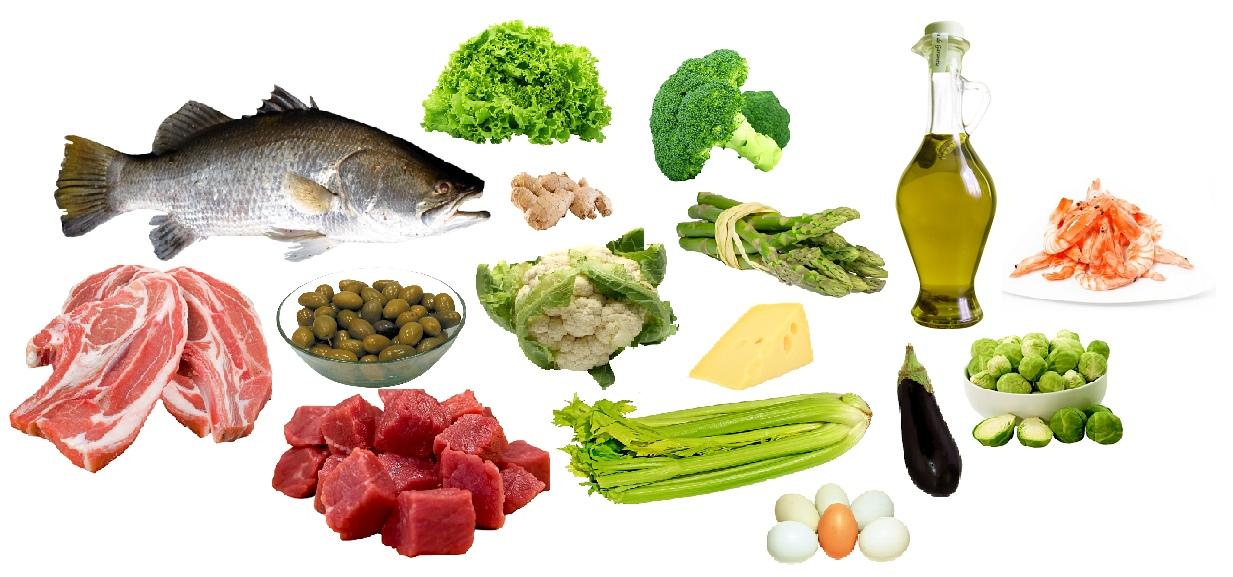 低碳水化合物饮食食材清单