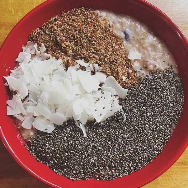 亚麻籽的吃法