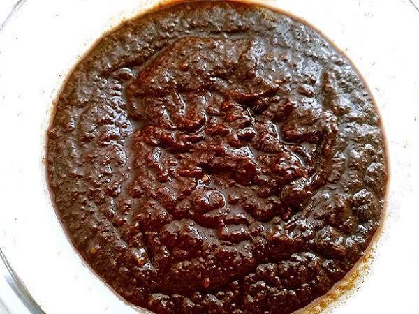 低碳水巧克力鳄梨松露