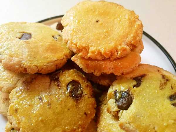 生酮甜点:奶酪饼干
