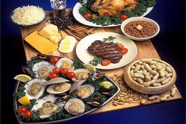 缺锌有什么症状?哪些食物含锌高?