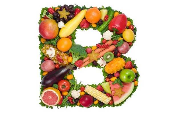 维生素B的种类和作用
