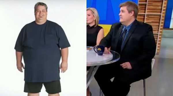 减肥后反弹