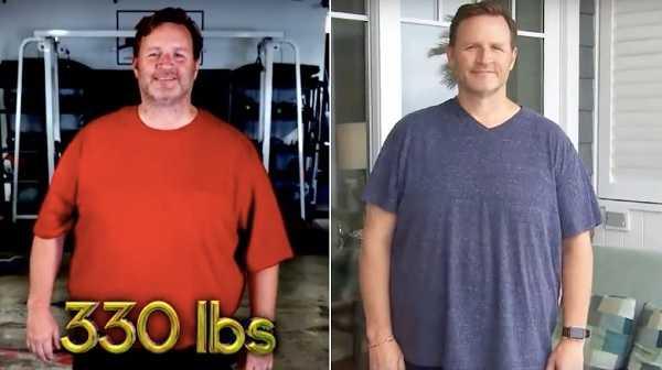 如何控制体重不反弹
