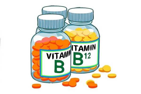 维生素B12缺乏症,含维生素B12的食物