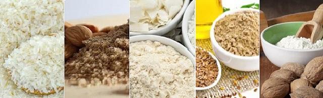 低碳水烘培粉