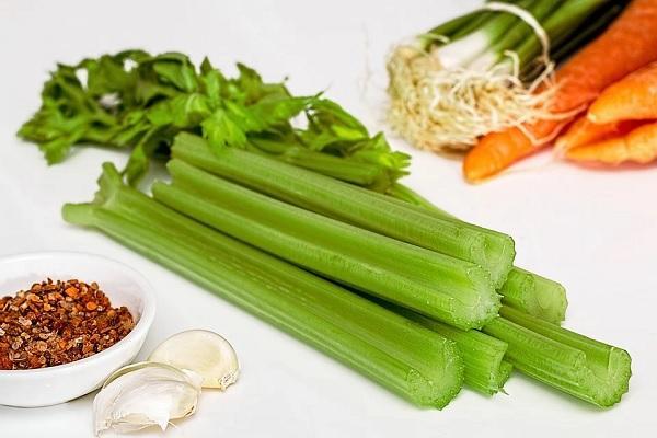 芹菜的好处和副作用