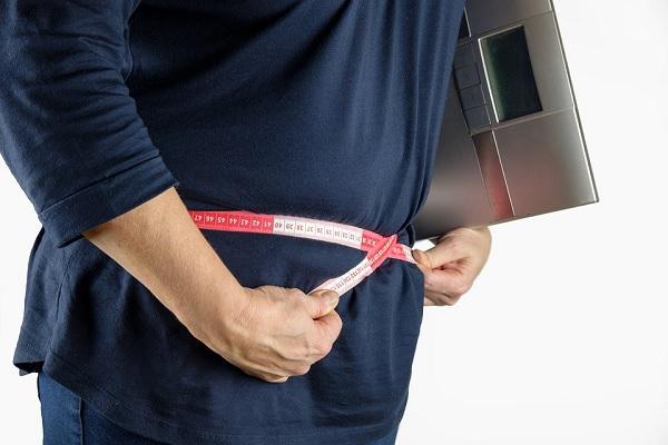 中年发福的原因和减肥方法