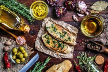地中海饮食怎么吃