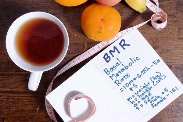 基础代谢率BMR