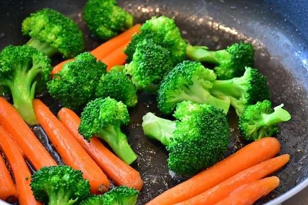 富含胡萝卜素的食物
