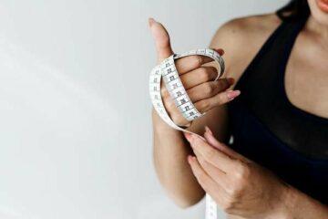 成功减肥并长期保持体重