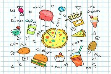 10种最伤身的食物