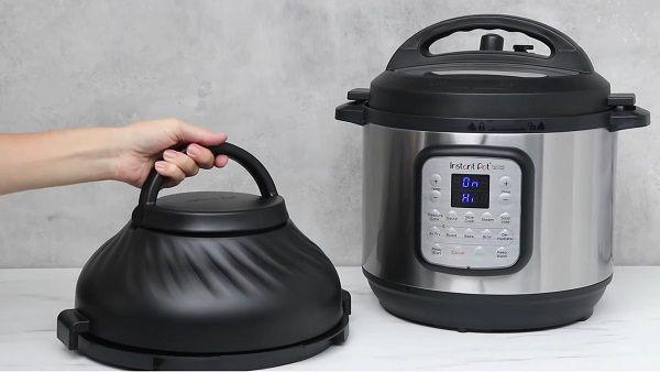 Instant Pot 多功能压力锅带空气炸锅